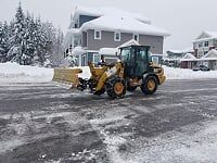 Snow Removal / Salting and Sanding